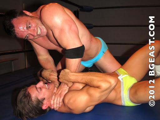 Dick Rick Wrestler 100