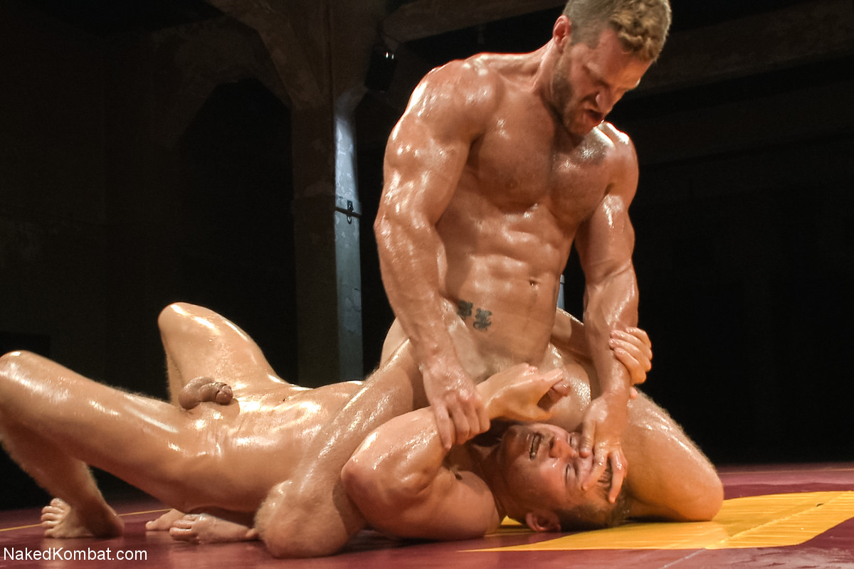 gay free muscle wrestling