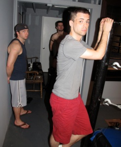 Jonny, Wolf, Drake