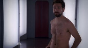 joshua gomez shirtless chuck